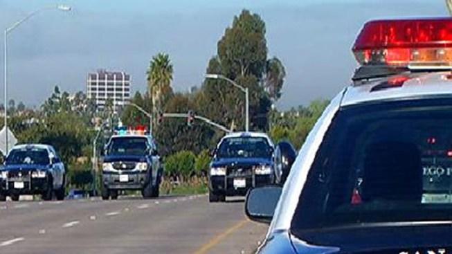 Stolen Car Pursuit Ends in Crash