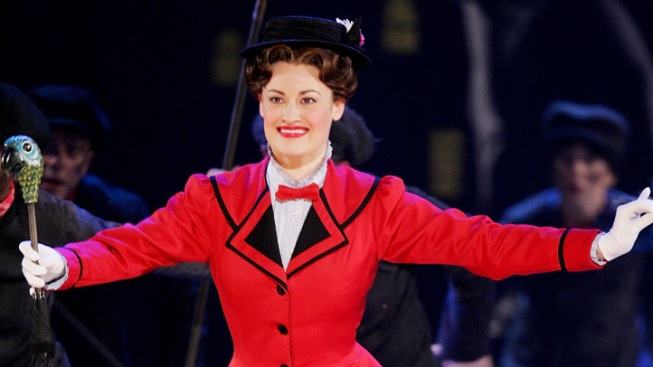 Mary Poppins Flies Into San Diego