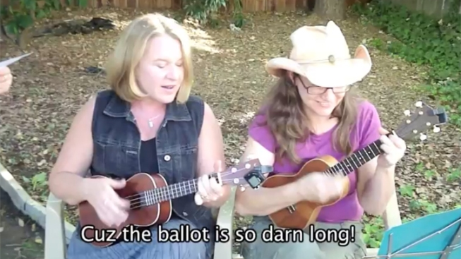 WATCH: The California Proposition Song