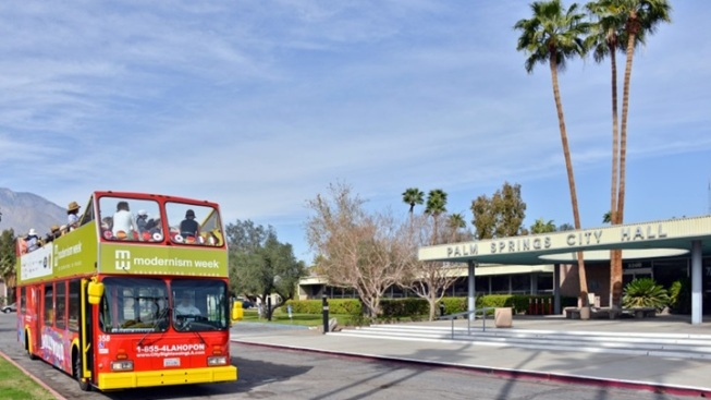 Toot Toot! Modernism Week Draws Near