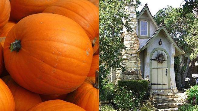 Roll a Pumpkin Through the Middle of Carmel