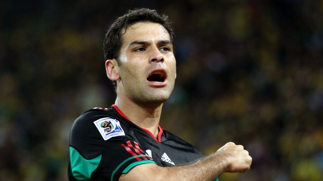 US Sanctions Mexican Soccer Star Rafael Marquez and 21 Others