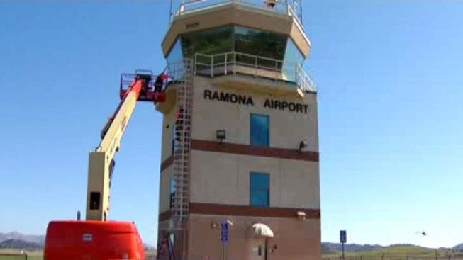 Ramona, Brown Field Air Traffic Control Towers to Close: FAA