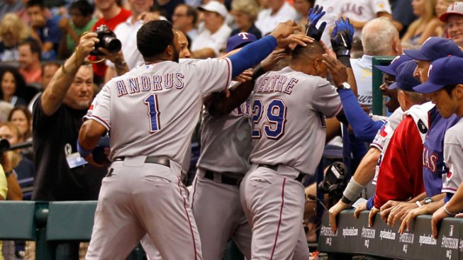 Rangers Beat Rays in 4; Returning to ALCS