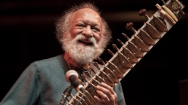 Ravi Shankar Honored at Memorial in Calif.