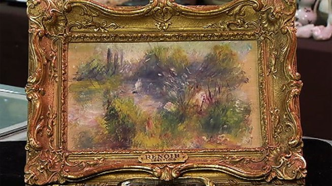 Legal Fight Over Renoir Painting Continues Between Virginia Woman, Baltimore Museum