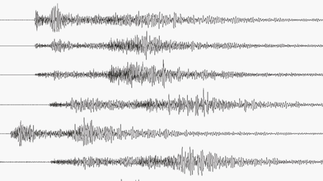 Small Quakes Rattle SD County