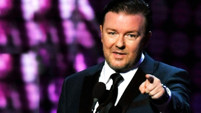 Ricky Gervais' Muppet Connection