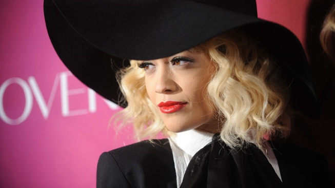 "Rita Ora Cast as Christian Grey's Sister in ""Fifty Shades of Grey"""