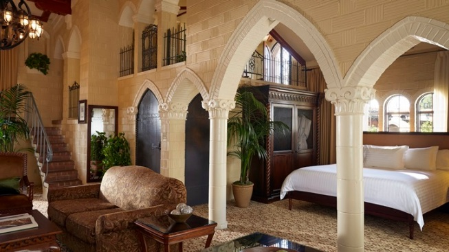 Mission Inn Presidential Suite Stay