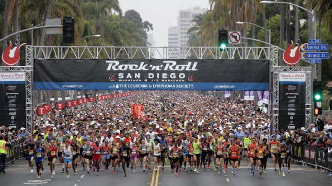 Registration Opens for 2016 Rock 'n' Roll San Diego Marathon