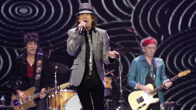 Nevada High School Choir Will Back Rolling Stones