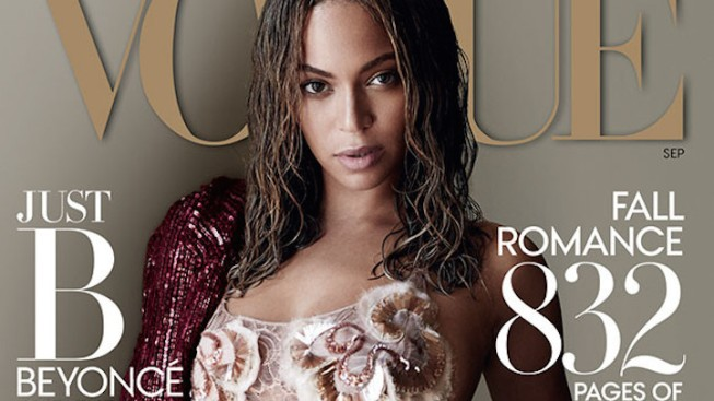 Beyoncé Is Vogue's September Cover Star
