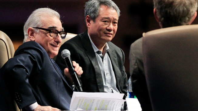 Scorsese: All Future Movies will be 3-D