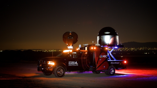 NBC and Telemundo Owned Stations Win Technology Emmy for StormRanger Radar Trucks
