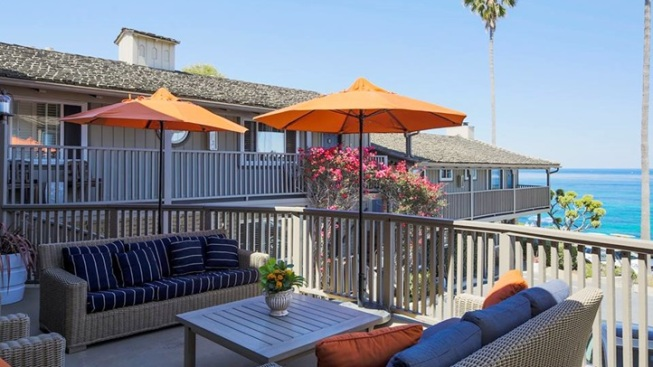 Scripps Inn Re-Opens Following Refresh
