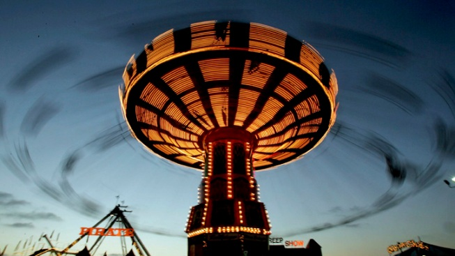 Weekend Fun: San Diego County Fair