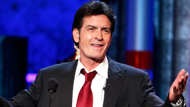 Charlie Sheen Gave Lindsay Lohan $100,000 for Tax Debt