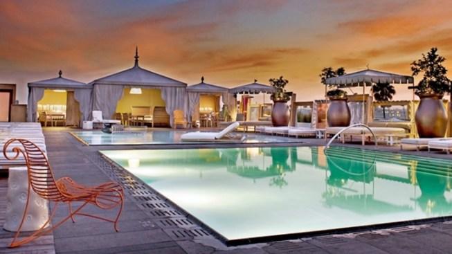SLS Beverly Hills: Holiday Indulgence