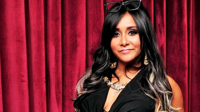"Snooki: ""Pregnancy Sickness"" Like Being Hung-Over"