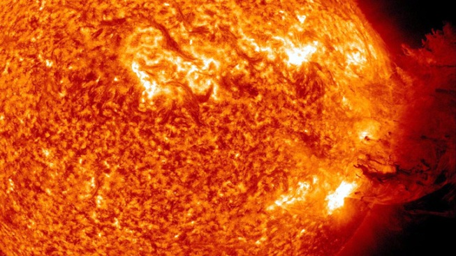 Coming Solar Flares Could Disrupt Power