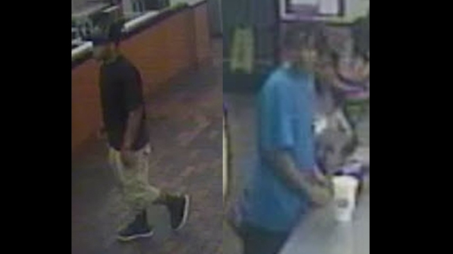 Purse Snatchers Used Stolen Credit Cards for Fast Food: Officials
