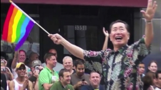 "George Takei Offers Alternative to ""Don't Say Gay"" Bill"