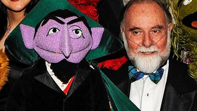 Sesame Street's Count Von Count Puppeteer, Jerry Nelson, Dies