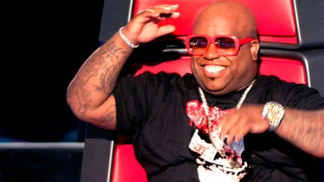 "Cee Lo Weeps As ""The Voice"" Battle Round Concludes"