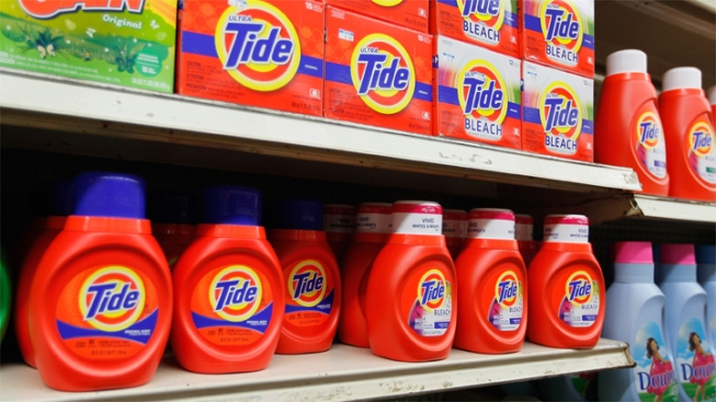 Police: Thieves Steal Tide Detergent to Trade for Crack Cocaine, Marijuana