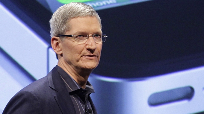 Tim Cook Lends Name to LGBT Legislation
