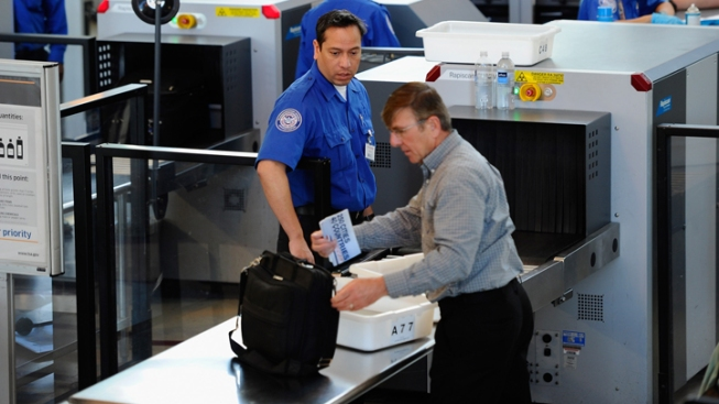 California Cashes in on Airport Leftovers