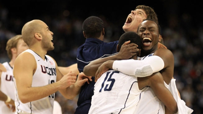 UConn Crushes Butler for Third National Title