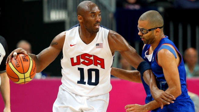 U.S. Men Rack Up Fouls, but Easily Defeat France