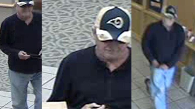 75-Year-Old Suspect in Bank Robberies Surrenders: SDPD