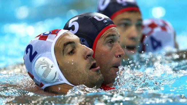 Croatia Crushes US. Men's Water Polo
