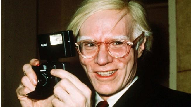 "Andy Warhol ""Selfies"" Go on Display in Florida"