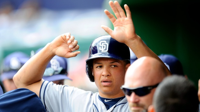 New-Look Padres Beat the Angels