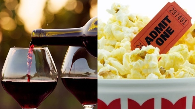 Cinema Splashy: Napa Valley Film Festival