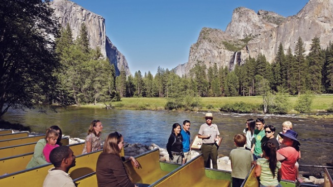Now Open: Yosemite Tram Tours