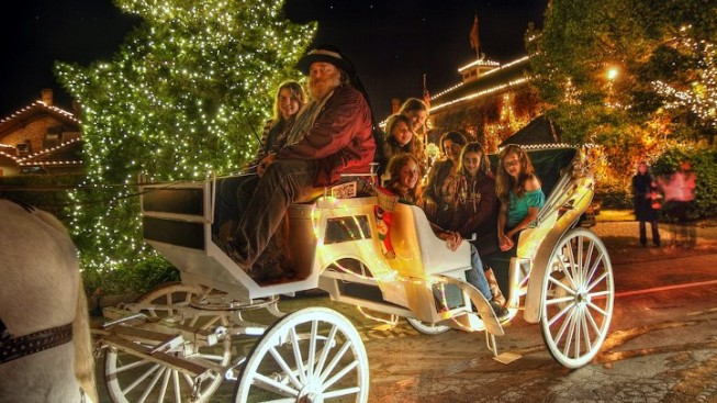 Holidays in Yountville: Just Ahead