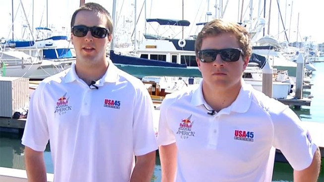 3 Local Teens to Compete in Youth America's Cup