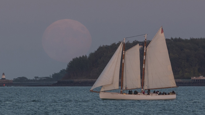 Biggest Supermoon in 68 Years Coming Nov. 14