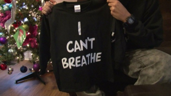 Northern California School Bans 'I Can't Breathe' T-shirts at Tournament