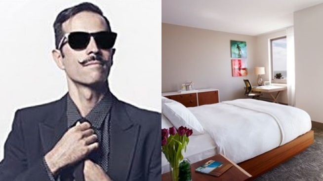 Kimpton Hotels + Movember: A Giveback Deal