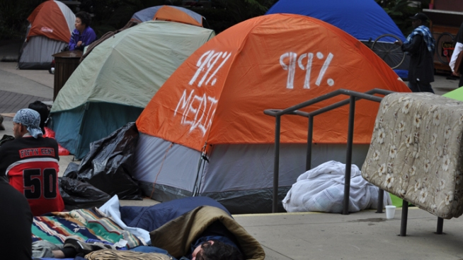 Images: Occupy San Diego