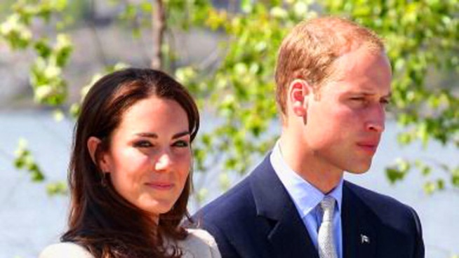 Royal Couple Welcomed in San Diego