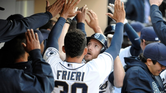 Padres 2012 Season in Images