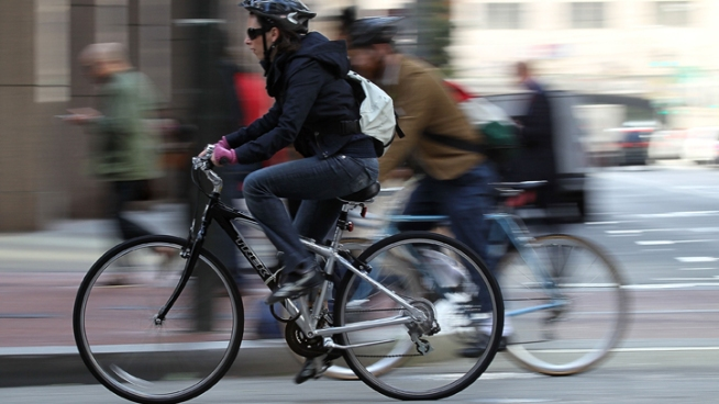 Cyclists and the Power to Sue