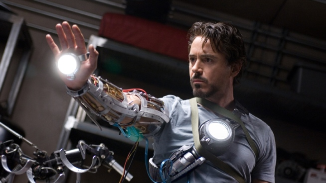 "Disney Making ""Iron Man 3"" With Chinese Partner"